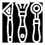 iconos manualidades y diseño productos de manualidades - Librería en El Salvador