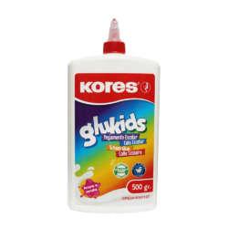 Artículos Escolares - Kores Pegamento Glukids 500g