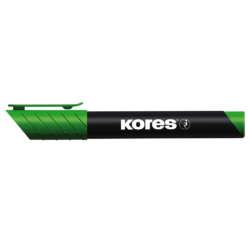 Artículos Escolares y de Oficina - Kores Marcador Permanente - Verde