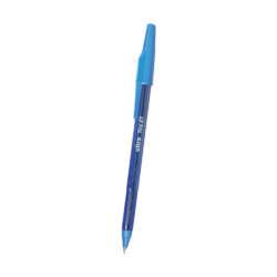 Artículos Escolares y de Oficina - Bolik Bolígrafos Ultra Fino - Azul