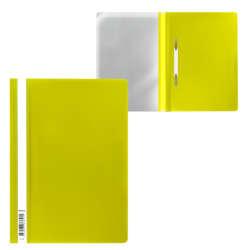 Artículos Escolares y de Oficina - ErichKrause Fólder plástico con Fastener T/C - Amarillo