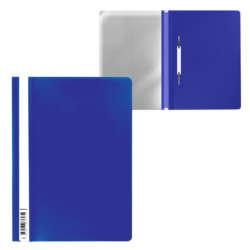 Artículos Escolares y de Oficina - ErichKrause Fólder plástico con Fastener T/C - Azul