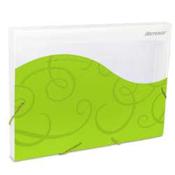 Artículos Escolares y de Oficina - Artesco Portafolio con Liga A4 Colorline