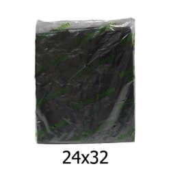 Paquete de Bolsas Termoencogibles 24x32 Negras - 10 unidades - Librería en El Salvador