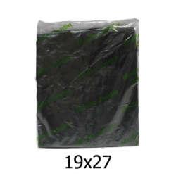 Paquete de Bolsas Termoencogibles 19x27 Negras - 10 unidades - Librería en El Salvador