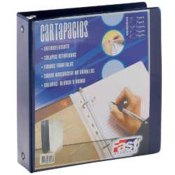 """Artículos Escolares y de Oficina - Fast Cartapacio 1 1/2"""" - Azul"""