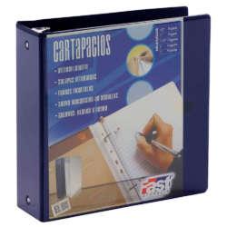 """Artículos Escolares y de Oficina - Fast Cartapacio 3"""" - Azul"""