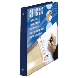 """Artículos Escolares y de Oficina - Fast Cartapacio 1/2"""" - Azul"""