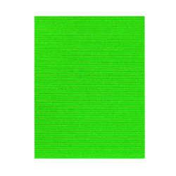 Artículos de Papelería - Fast Hoja de Cartón Corrugado con Glitter - Verde