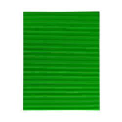 Artículos de Papelería - Fast Hoja de Cartón Corrugado - Verde claro
