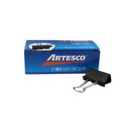 Artículos de Oficina - Artesco Clips Binder - 32 mm