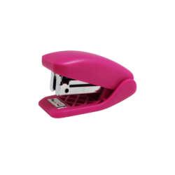Artículos Escolares y de Oficina - Artesco Engrapadora Mini Colors M-634 - Rosado