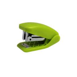 Artículos Escolares y de Oficina - Artesco Engrapadora Mini Colors M-634 - Verde