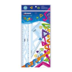 Artículos Escolares - Artesco Estuche Geométrico Irrompible Trend - 30 cms