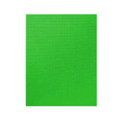 Artículos de Papelería - Fast Hoja de Foamy Cuadro - Verde
