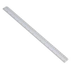 Artículos de Oficina - Fast Regla de Aluminio - 40 cms