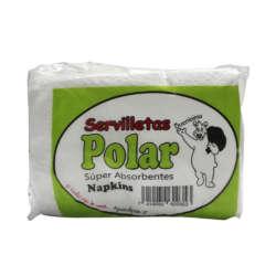 Paquete de Servilletas Cuadrada Polar - Librería en El Salvador
