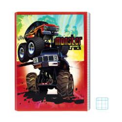 Cuadernos - Conquistador Cuaderno Engrapado Cuadro (8mm) Motivo - 200 págs