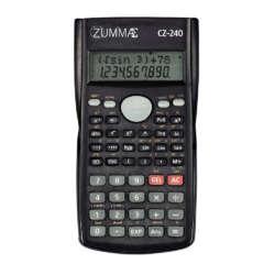 Artículos Escolares y de Oficina - Conquistador Calculadora Científica Zumma