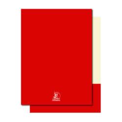 Artículos de Papelería - Conquistador Folder con Solapa T/Carta - Rojo