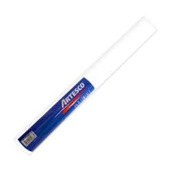 Artículos Escolares y de Oficina - Artesco Forro Plástico Autoadhesivo 3.0 mts - Blanco