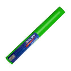Artículos Escolares y de Oficina - Artesco Forro Plástico Autoadhesivo 3.0 mts - Verde