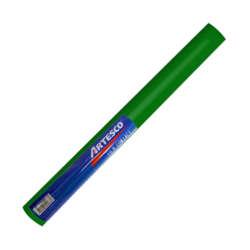 Artículos Escolares y de Oficina - Artesco Forro Plástico Autoadhesivo 1.5 mts - Verde