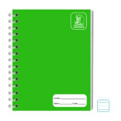 Cuadernos - Conquistador Cuaderno Doble Espiral #12 Color 100 H - Rayado