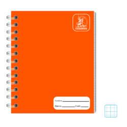 Cuadernos - Conquistador Cuaderno Doble Espiral #11 Color 70 H - Cuadro (8mm)