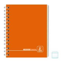 Cuadernos - Conquistador Cuaderno Doble Espiral #12 Color 150 H 3 Mats - Rayado