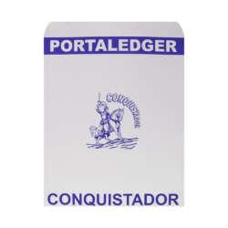 Artículos de Papelería y de Oficina - Conquistador Porta-Ledger 1/4