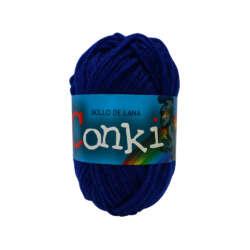 Arte - Conki Bollo de Lana - Azul