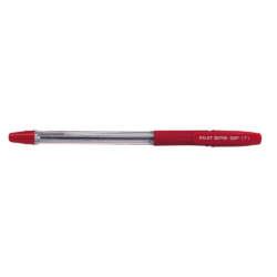Artículos Escolares y de Oficina - Pilot Bolígrafo BPS-GP 0.7 mm - Rojo