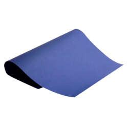 Artículos de Papelería - Conki Pliego de Cartulina Fluor - Azul