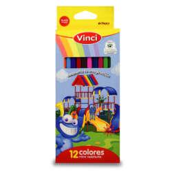 Vinci Lapices de Colores - 12 unidades