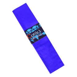 Artículos de Papelería - Conki Pliego de Papel Crespón - Azul Bandera