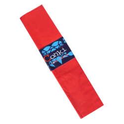 Artículos de Papelería - Conki Pliego de Papel Crespón - Rojo