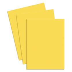 Artículos de Papelería - Conki Hoja de Foamy T/Carta - Amarillo