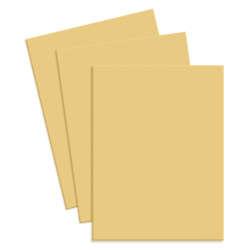 Artículos de Papelería - Conki Hoja de Foamy T/Carta - Crema