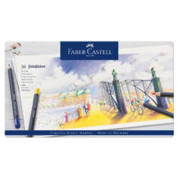Arte - Faber-Castell Lapices de Colores Goldfaber - 36 unidades