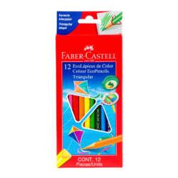 Artículos Escolares y Arte Faber-Castell Lapices de Colores - 12 unidades