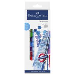 Arte - Faber-Castell Set de Pinturas Acuarelas - 12 unidades