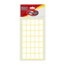 Artículos Escolares y de Oficina Pegafan Etiquetas Autoadhesivas 13 mm x 19 mm - Blanca