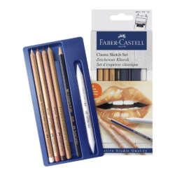 Arte - Set de Dibujo Clásico - Faber Castell