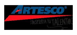 Logo Artesco - Despierta tu talento - Librería en El Salvador