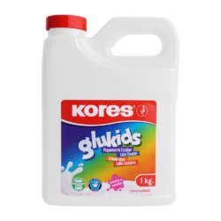 Artículos Escolares - Kores Pegamento Glukids