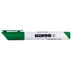 Artículos Escolares y de Oficina - Kores Marcador Pizarra - Verde