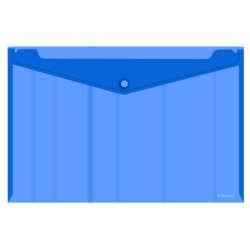 Artículos de Oficina - ErichKrause Sobre con Broche A4 - Azul
