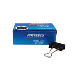 Artículos de Oficina - Artesco Clips Binder - 19 mm