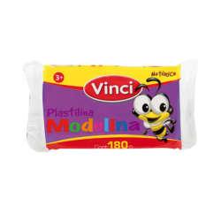 Artículos Escolares - Vinci Barra de Plastilina - Violeta